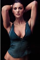 美艳性感的女神--天秤莫妮卡-贝鲁奇(附图)
