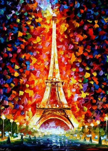 В Париже украдены картины