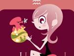 在线游戏:12星座春日俏MM拼图(组图)