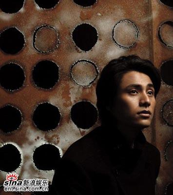 水瓶座代表男星:陈坤(图片来源:新浪娱乐)