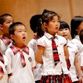 奥运快乐吧社区演唱《春晓》