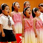 西三旗乐园社区演唱《登鹳雀楼》