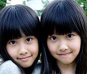 台湾最美双胞胎