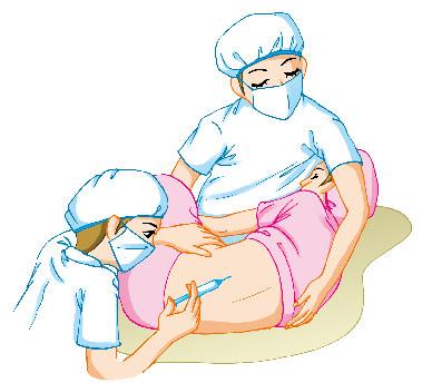 硬膜外麻醉时,应及时与医生沟通