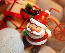 圣诞老人给萌萌的第二封信