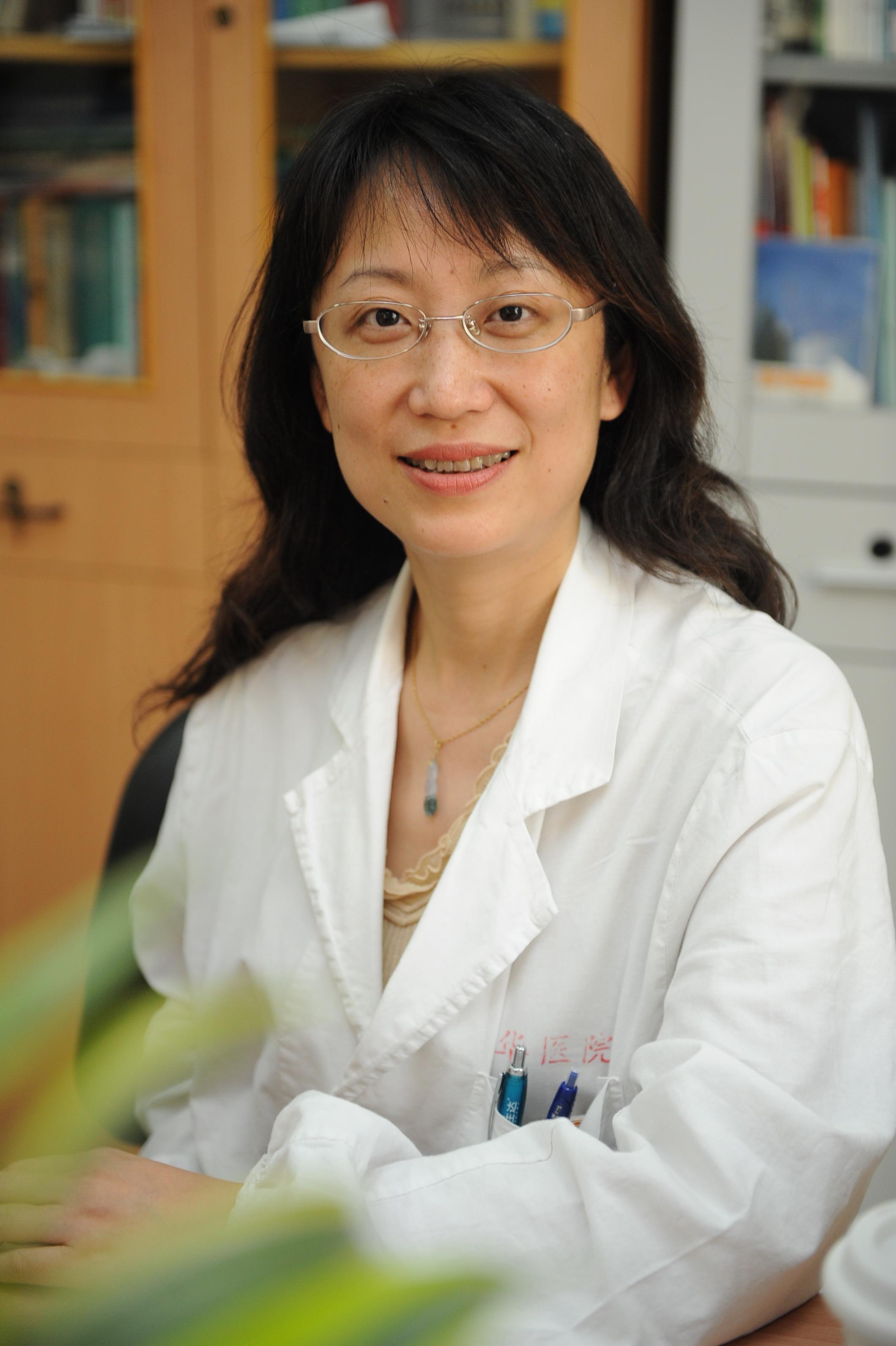 沈理笑:上海新华医院儿童与青少年保健科副主任医师