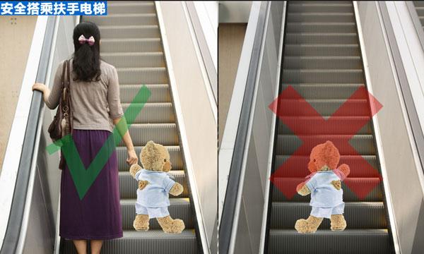 电梯事故频发,孩子如何安全乘电梯