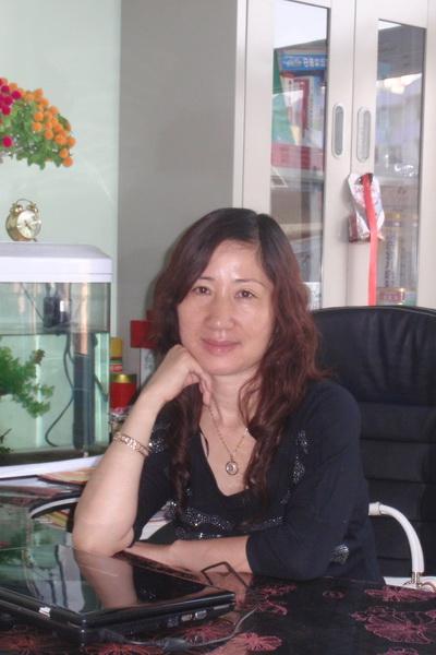 山西太原早教中心园长张彩萍