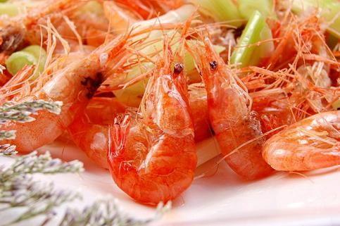 孕期吃虾比吃鱼更健康