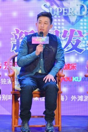 """首次加盟综艺节目当评委的黄磊笑说,自己以后会经常参加综艺节目,""""专门做这个"""""""