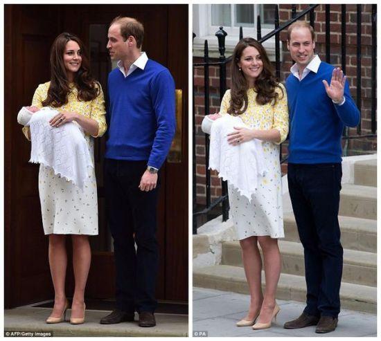 王妃穿着高跟鞋,半短袖裙子,化了淡妆