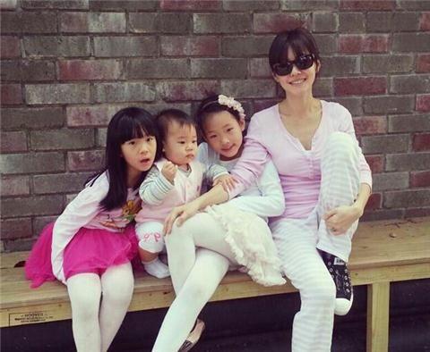 小S和三女儿