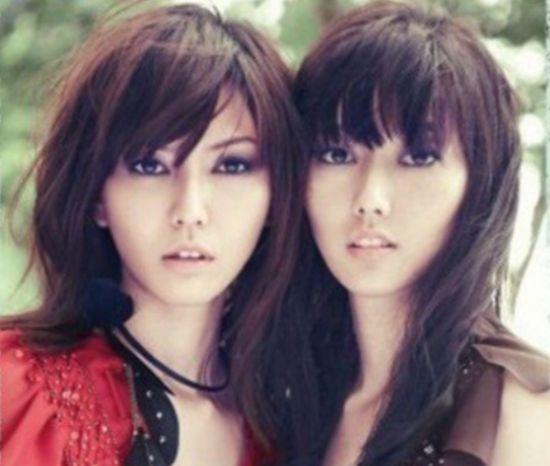 孙燕姿和妹妹