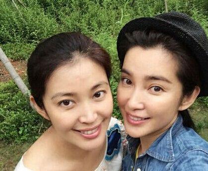 李冰冰和姐姐