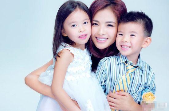 刘涛:刘涛和儿女