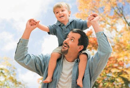 80后男人:突破传统当新新爸爸
