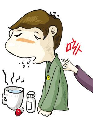 宝宝咳嗽 重视排痰(图)