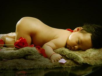 关于新生儿的育儿锦囊(图)