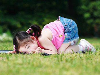 小儿气管有异物的急救步骤