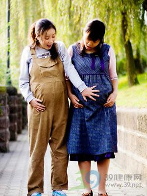 怀孕期间散步的益处(图)