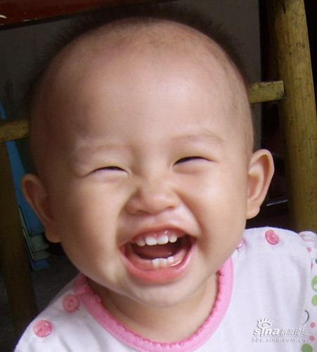 新浪宝宝笑脸11 爱笑的宝宝