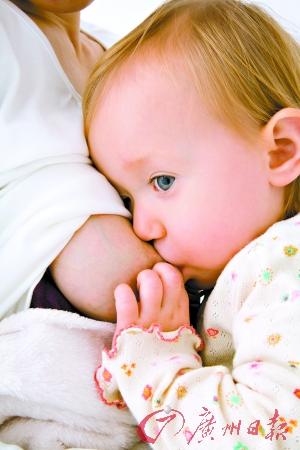 母乳喂养会导致胸部下垂吗