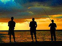 哈瓦那的黄昏