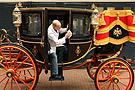 威廉王子大婚将使用的马车