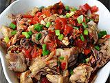 湘式剁椒蒸鸡块