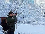 丰台:春分大雪铺天盖地