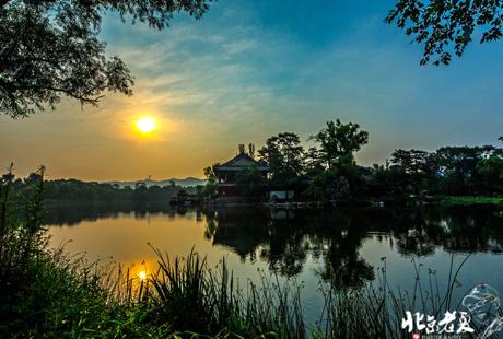 犹如江南的皇家园林