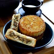 28张详图分享老式传统月饼