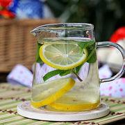 柠檬薄荷茶冰爽你的夏日
