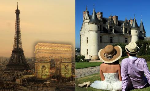 浪漫法兰西之旅