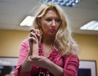 俄罗斯美女性爱课程
