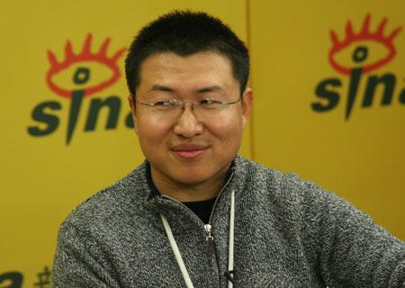 """赵亚辉做客""""新浪网上大讲堂""""聊天实录(二) - 赵亚辉 - 赵亚辉"""