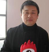 中央美术学院副教授、硕士生导师赵力