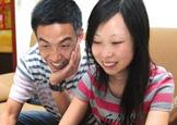 商量婚事中的陈岩夫妻
