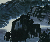 林风眠:抽象