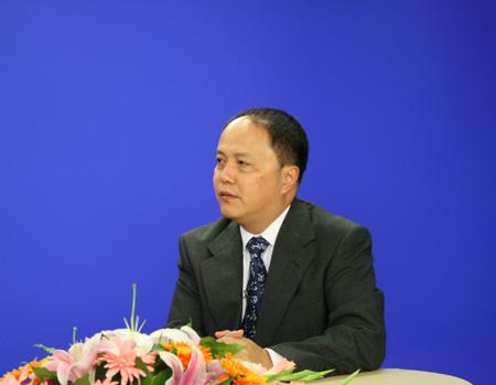 中国国家图书馆副馆长陈力