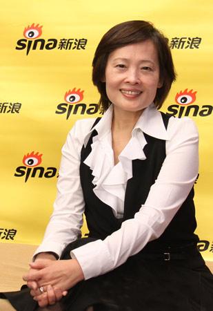 实录:金韵蓉徐巍做客新浪谈《女人30 》