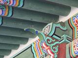 景福宫精美屋檐隐藏的秘密