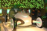 世博会上的环保概念车