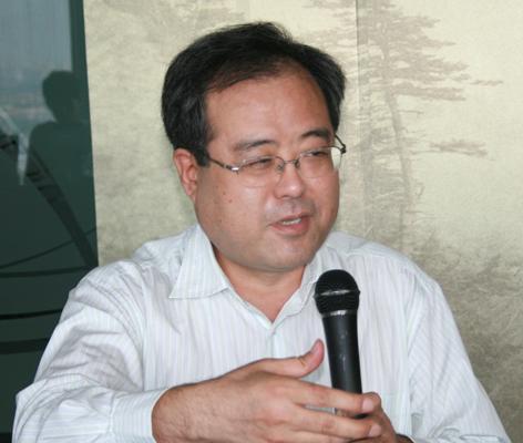 评委:万圣书园总经理刘苏里