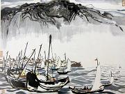 苍山洱海(80年代作品)