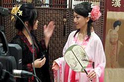 日本人眼中的中国传统服