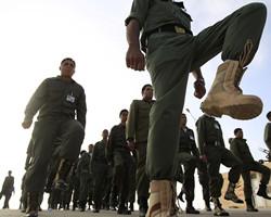 利比亚反对派武装
