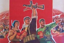 尼克松到来前的中国,反美情绪高涨