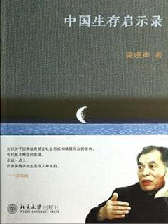梁晓声《中国生存启示录》