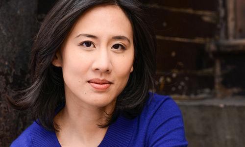 美籍华裔女作家西莱斯特・吴
